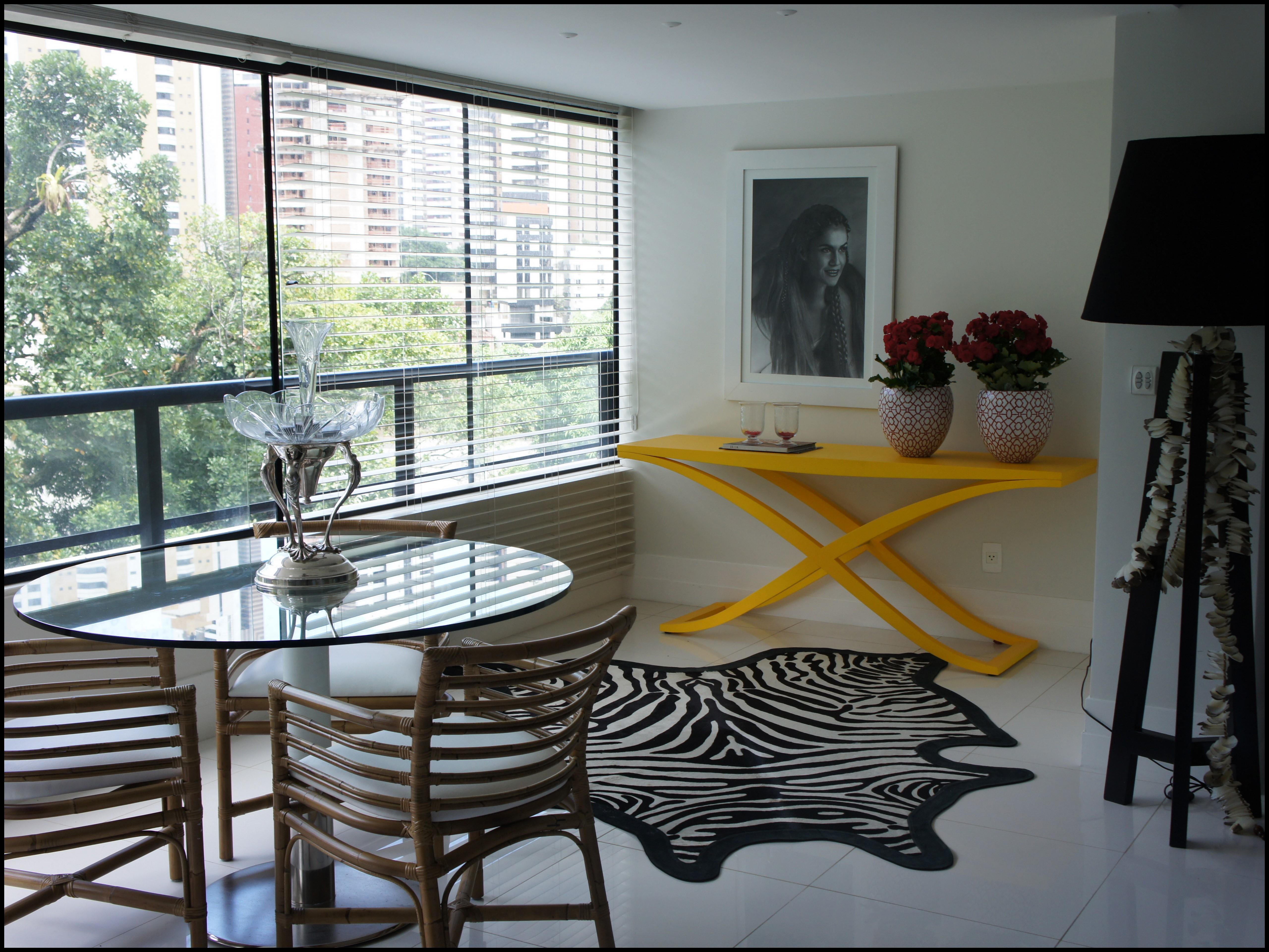 Decoracao Sala Zebra ~ decoracao sala zebraEssa foto vcs já viram… é de um apartamento