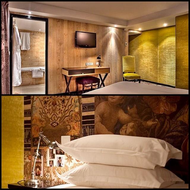 Sena Hospitality Design: Hotel Com Decor By Christian Lacroix